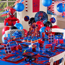 Party Decoration Ideas At Home by New Spiderman Party Decoration Ideas Popular Home Design Modern