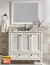 36 Inch Vanity Cabinet Danville White Bottom Drawer Vanity Available Widths 30 Inch 36