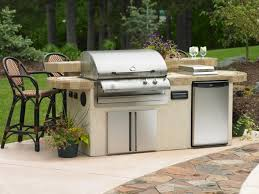 outdoor amusing outdoor kitchen kits within stone based island