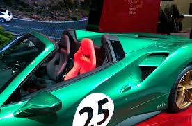 ferrari launches 70 year anniversary models at paris 2016 by car
