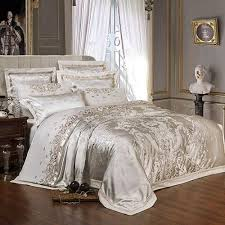 Jacquard Bedding Sets Satin Jacquard Bedding Sets Duvet Planet