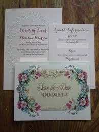 wedding programs vistaprint wedding stationery using online print services the budget savvy
