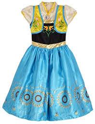 Anna Frozen Costume Eyekepper Frozen Fever Dress Anna Princess Birthday Party Costume