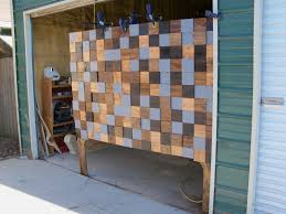 buy a hand made king size wood wall art headboard made to order