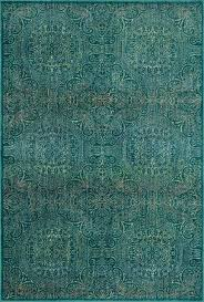 Teal Living Room Rug Loloi Madeline Collection Rug Teal And Multi Transitional