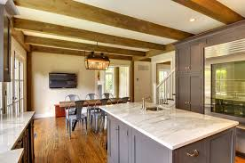 Yankee Furniture Barn The East Hampton Post And Beam Cottage Traditional Kitchen
