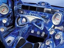 Custom Fiberglass Interior Crazy Custom Car Interior