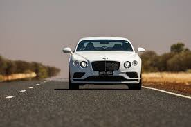 bentley front against the tide at 200 mph in a bentley continental gt speed