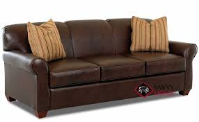 Chesterfield Sleeper Sofa Collection In Leather Queen Sleeper Sofa With Tufted Leather