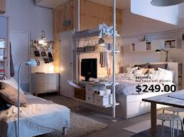 ikea small space ideas this studio apartment makes me drool i confess via ikea com