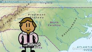 Hernando De Soto Route Map by Sea Dog Sir Walter Raleigh Explorer Facts Route U0026 History