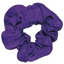 hair scrunchies purple scrunchie in lycra hair scrunchies polyvore