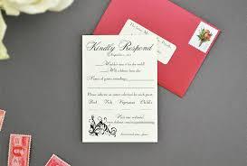 Wedding Pocket Invitations My Diy Story Elegant Black U0026 Red Pocket Invitation Cards