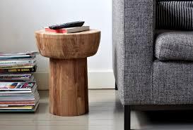 bout de canap bois acheter bout de canapé pop en teck meubles valence 26