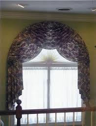 Curtain Ideas For Curved Windows Arched Window Treatments Glamorous Curtains For High Arched
