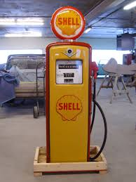 deco pompe a essence vintage when i was a teen gas was 33 cents a gallon used to pull in and