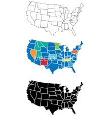 vector us map states free united states map vectors photos and psd files free