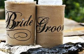 wedding favor koozies stunning koozie wedding favors contemporary styles ideas