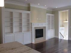 Fireplace Bookshelves by Fireplace With Built In Bookshelves Fireplace U0026 Built In