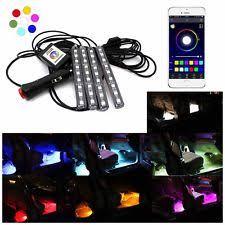 Led Light For Car Interior Car Interior Lights Ebay