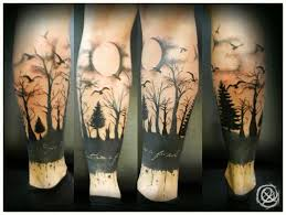 89 best fa images on nature tattoos forest