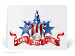 patriotic july 4th greeting card 11034 custom invitations and