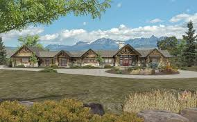 Ranch Style Log Home Floor Plans Bowen Ranch Log Homes Cabins And Log Home Floor Plans