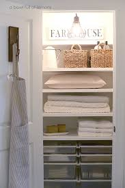 linen closet 20 beautifully organized linen closets the happy housie