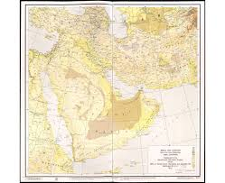 Map Of The Middle East Countries by Maps Of Saudi Arabia Detailed Map Of Saudi Arabia In English