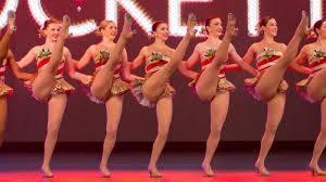becoming a radio city rockette the broadway collection