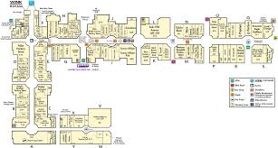 Saks Fifth Avenue Floor Plan by Directory A Z Miromar Outlets