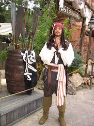 meeting captain jack sparrow at the