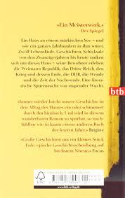 Wie Ein Haus Kaufen Heimsuchung Roman Amazon De Jenny Erpenbeck Bücher