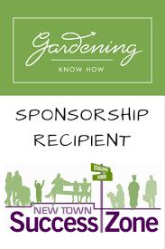 Zone Gardening - gardening know how sponsorship recipient new town success zone
