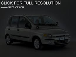 fiat multipla wallpaper fiat multipla pictures u0026 photos information of modification