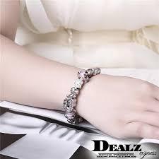 bracelet style vintage images Heart pendant pandora charm bracelet 925 sterling silver plated jpg