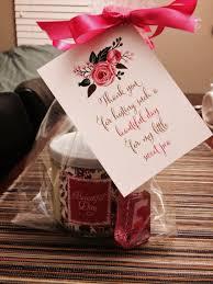baby shower hostest gift craft ideas babies gift