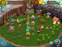 my singing monsters hacked apk my singing monsters of mod apk data v1 7 0 unlocked