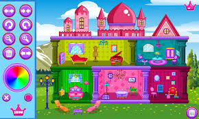 home decoration game princess doll house android apps on google play