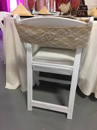 lace chair covers chair covers sashes party corporate events college wedding