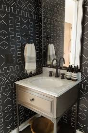 wallpapered bathrooms ideas 90 best art deco interiors images on pinterest art deco