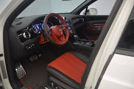 2017 bentley bentayga interior 2018 bentley bentayga black edition stock b1265 for sale near