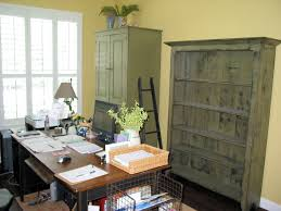 Coolest Office Furniture by Pleasant Shabby Chic Office Decor Perfect Design 17 Best Images