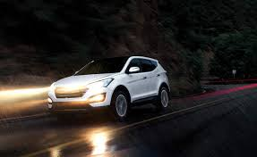 hyundai suv cars price hyundai santa fe price in india images mileage features