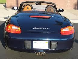 Porsche Boxster Trunk - 2000 porsche boxster s with only 12196 miles rennlist porsche