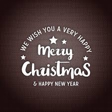 brown christmas poster christmas poster creative christmas typography on brown