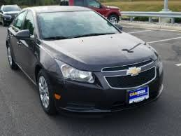Chevy Cruze Ls Interior Used Chevrolet Cruze For Sale Carmax