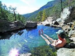 New Mexico wild swimming images 17 best local roadtrips images hot springs news jpg