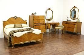 Waterfall Design Bedroom Set Sold Bedroom Sets Harp Gallery Antiques