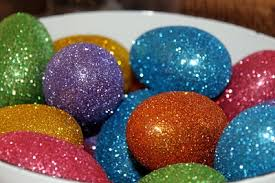 glitter easter eggs 10 and creative easter egg decoration ideas for 2018